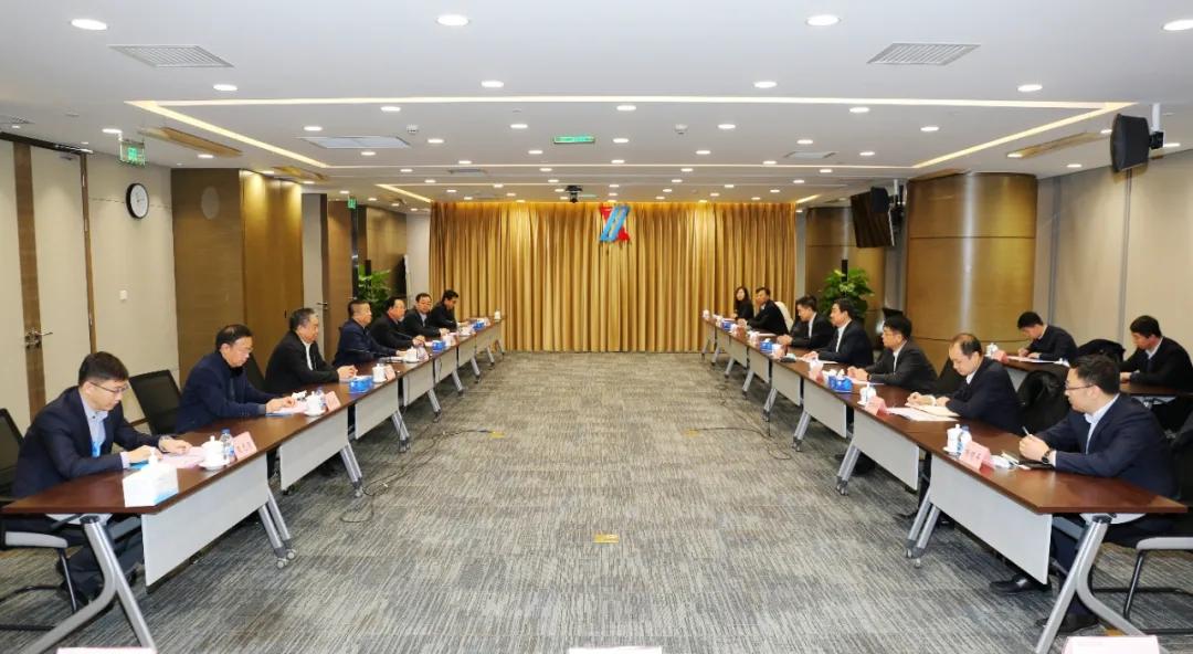中国西电集团与新兴际华集团签订战略合作协议